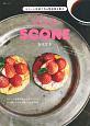 スコーン生地で作る簡単焼き菓子 the SCONE