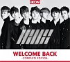 WELCOME BACK -COMPLETE EDITION-(通常盤)