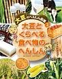 大豆のへんしん図鑑 大豆とくらべる食べ物のへんしん (3)