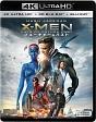 X-MEN:フューチャー&パスト<4K ULTRA HD+3D+2Dブルーレイ>