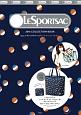 LESPORTSAC 2016 COLLECTION BOOK Style2 ポケッタブルバッグ(ビーチボールプレイネイビー)