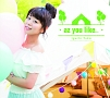 az you like...(DVD付)