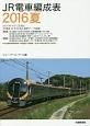 JR電車編成表 2016夏