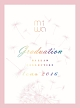 """ballad collection"" tour 2016 ~graduation~"