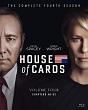 ハウス・オブ・カード 野望の階段 SEASON 4 Blu-ray Complete Package