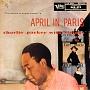 エイプリル・イン・パリ~チャーリー・パーカー・ウィズ・ストリングス +4(SHM-CD)