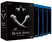 BLACK SAILS/ブラック・セイルズ Blu-ray BOX