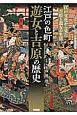 江戸の色町 遊女と吉原の歴史 江戸文化から見た吉原と遊女の生活