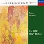 ドビュッシー:管弦楽のための映像、夜想曲