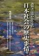 教科書ではわからない日本社会の歴史事情