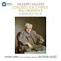 ヴォーン・ウィリアムズ:交響曲第8番 2台のピアノのための協奏曲