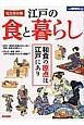江戸の食と暮らし<完全保存版> 別冊歴史REAL 和食の原点は江戸にあり