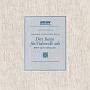 J.S.バッハ:無伴奏チェロ組曲第1番・第3番・第5番