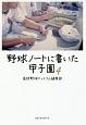 野球ノートに書いた甲子園 (4)
