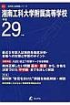 湘南工科大学附属高等学校 高校別入試問題シリーズ 平成29年