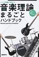 バンド演奏に役立つ 音楽理論まるごとハンドブック 知りたい項目をパッと確認&解決!