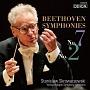 ベートーヴェン:交響曲 第7番/第2番(HYB)
