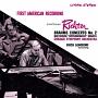 ブラームス:ピアノ協奏曲第2番 ベートーヴェン:ピアノ・ソナタ第23番「熱情」