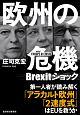 欧州の危機 Brexitショック