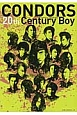 CONDORS OFFICIAL GRAPH 2016 20th Century Boy