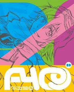 FLCL Blu-ray BOX