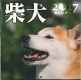 柴犬カレンダー 2017
