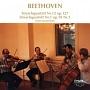 ベートーヴェン:弦楽四重奏曲第12番・第1番