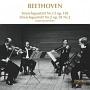 ベートーヴェン:弦楽四重奏曲第13番・第2番