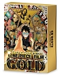 ONE PIECE FILM GOLD GOLDEN LIMITED EDITION