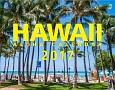 HAWAII ALOHAカレンダー 2017