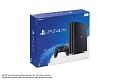 PlayStation4 Pro 1TB:ジェット・ブラック(CUH7000BB01)