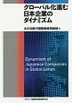グローバル化進む日本企業のダイナミズム