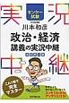 政治・経済講義の実況中継 川本和彦 センター試験
