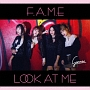 F.A.M.E/Look at Me(B)