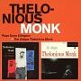 PLAYS DUKE ELLINGTON + THE UNIQUE THELONIOUS MONK