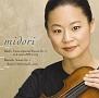 バッハ:無伴奏ヴァイオリン・ソナタ第2番/バルトーク:ヴァイオリン・ソナタ第1番
