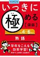 いっきに極める国語 小学4~6年の熟語 (4)