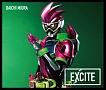 EXCITE(バトルソング入りガシャット付)
