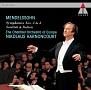 メンデルスゾーン:交響曲「イタリア」「スコットランド」