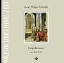 テレマン:複数楽器のための協奏曲集