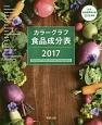 カラーグラフ食品成分表 2017
