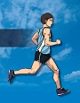 正しいマラソン どうすれば走り続けられるか?タイムを縮めるロジック