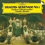 ブラームス:セレナーデ第1番 ハイドンの主題による変奏曲