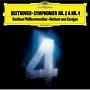 ベートーヴェン:交響曲 第2番・第4番