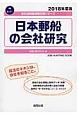 日本郵船の会社研究 会社別就職試験対策シリーズ 運輸 2018