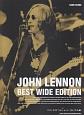 バンド・スコア ジョン・レノン・ベスト<ワイド版>
