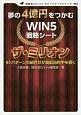 夢の4億円をつかむ WIN5 戦略シート ザ・ミリオン 競馬道OnLineポケットブックシリーズ 81パターンの組合せが高配当的中を導く