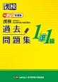 漢検 1/準1級 過去問題集 平成29年