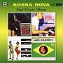 BOSSA NOVA - FOUR CLASSIC ALBUMS