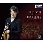 ブルッフ:ヴァイオリン協奏曲第1番&ブラームス:ヴァイオリン協奏曲(HYB)